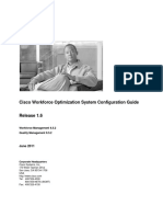 Cisco WFO Configuration Guide 20110615 (CU Quality Management)