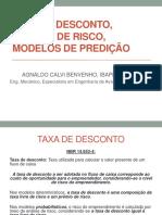 Taxa mínima de atratividade....pdf