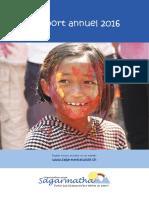Sagarmatha Rapport Annuel 2016_pages