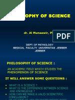 Philosophy of Science Twinning 20091