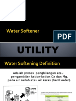 Water Softener Extension
