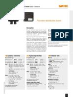 Katalog_Polyester Distribution Boxes BARTEC