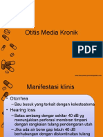 Otitis Media Kronik