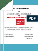 Coca Cola Management