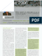 Balance 2006_industria farmaceutica_farmespaña