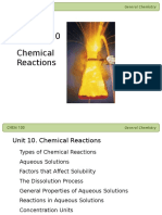 10 Chemical Reactions i