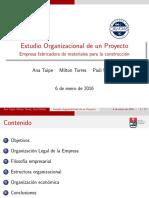 Presentacion F y P