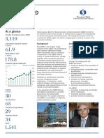 Leaflet About EBRD