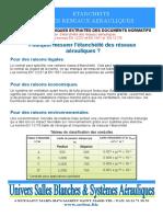 Etancheite Réseaux Aérauliques