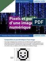 Formation Pixels et Poids d'une image numérique