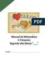 Manual de matemática2°básicoIIT V15