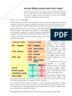 Con qué frecuencia debes comer para lucir mejor.pdf