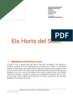 Presentació Projecte HdS