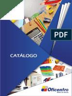 catálogo Oficentro