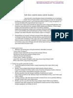 Kanker penyebab dan contoh menu untuk kanker.pdf