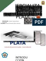 Comercialización de La Plata