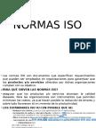 NORMAS ISO2