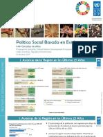 Política Social Fundamentada en Evidencia Empírica