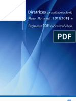Kleyson - Diretrizes PPA 2011_2013 - Aprovada CDN 30.06.10