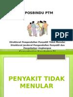 Pembekalan Kader -Sosialisasi dan pelatihan Posbindu.pptx
