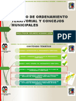 Presentación Seminario Concejo Municipal Cota Ot Unidad 4 5 6