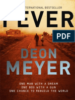 FEVER - Deon Meyer