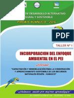 Proyecto Ambiental de Una i.e.