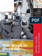 VanGoghMuseum Van-Gogh-In-close-up Teacher Guide to Science Classes