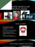 dmd health presentation