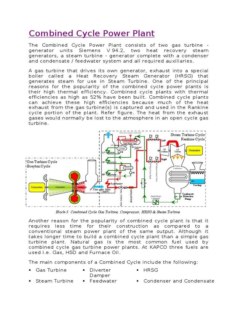 Combined cycle principlespdf steam engine gas turbine biocorpaavc