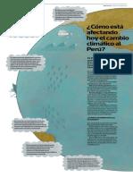 Cómo Está Afectando Hoy El Cambio Climático Al Perú