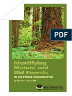 Identifying Mature and Old Forests in Western Washington