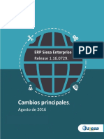 Lo Nuevo de Siesa Enterprise 1.16.729