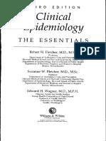 Lippincot - Clinical Epidemiology