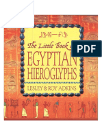 The Little Book of Egyptian Hieroglyphs.pdf