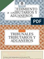Procedimientos Tributarios y Aduaneros Descripción