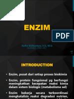 Enzim - Biokimia I 2016 (1)