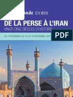 De la Perse à l'Iran, 25 siècles d'histoire
