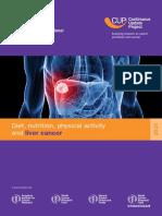 Liver Cancer 2015 Report