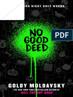 No Good Deed (Excerpt)