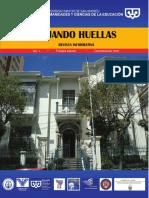 DEJANDO HUELLAS Revista Informativa