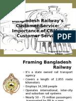 Bangladesh Railway's Customer Service