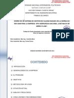 Diseno Sistema Gestion Calidad Basado Norma Iso 9001 2008
