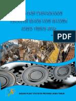 Direktori Perusahaan Industri Besar Sedang Provinsi Jawa Timur 2015