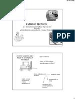Estudio_tecnico de Proyectos 2016