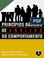 Livro Principios Basicos de Analise Do Comportamento de Moreira e Medeiros