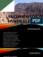 Yacimientos-De-Minerales 1ra Expo TerminadoOOOOOOOO