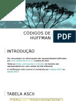 05. Codigos de Huffman