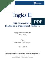 Mii-u2-Actividad 4. Ingles Practica Del Módulo II.
