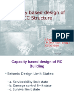 Capacity Based Design